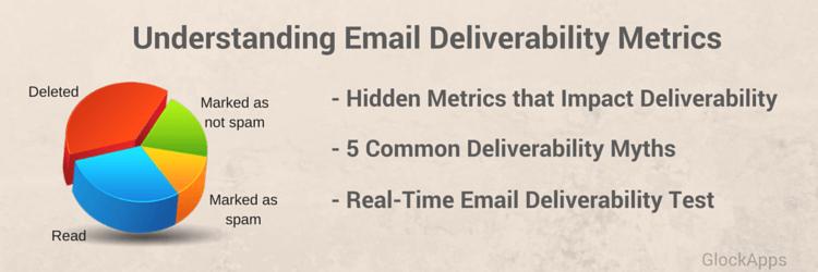 Understanding Deliverability Metrics
