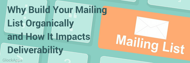 5 Reasons You Need to Build Your Email List Organically