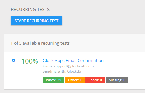Free Email Spam Checker - Spam Filter Tester | GlockApps